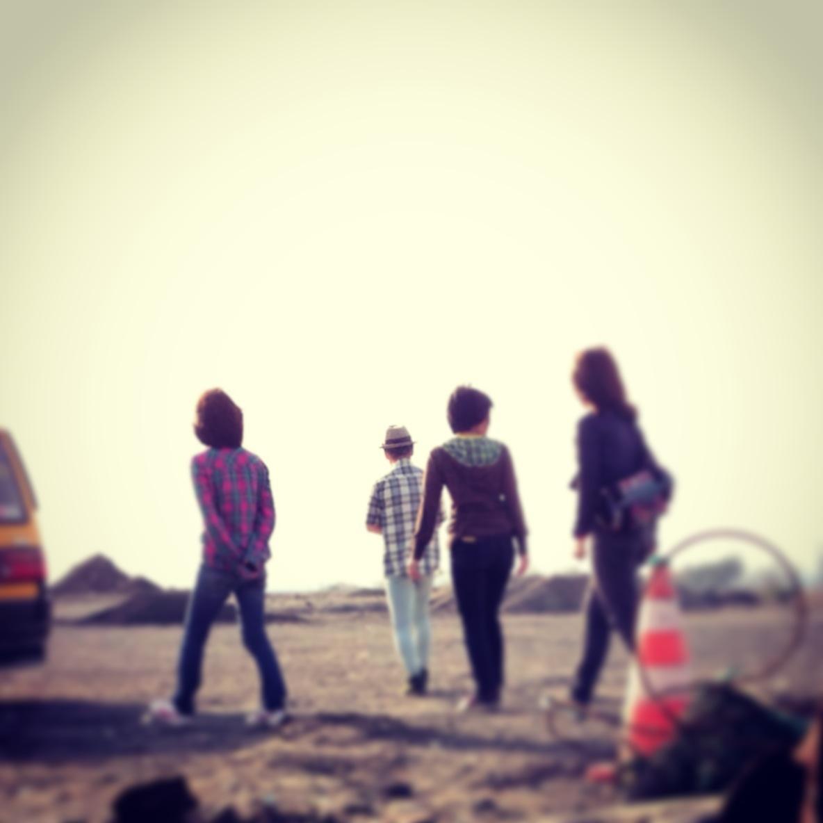 宮城県東松島市復興支援 ボランティア体験記 2  海岸沿いの被災地を視察